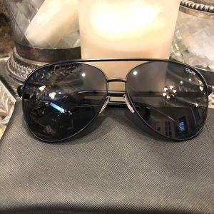 Quay Australia Aviator Sunglasses